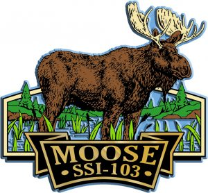 Moose Signature Series Name-Drop Magnet