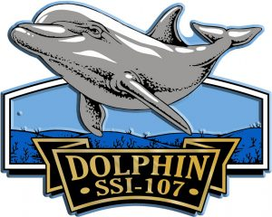 Dolphin Signature Series Name-Drop Magnet