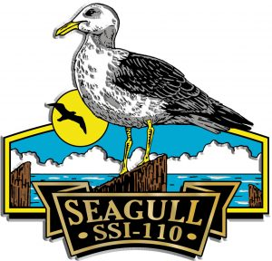 Seagulls Signature Series Name-Drop Magnet