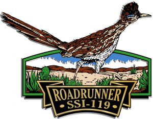 Road Runner Signature Series Name-Drop Magnet