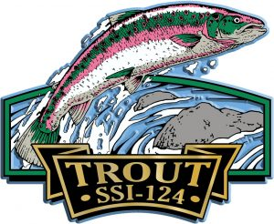 Trout Signature Series Name-Drop Magnet