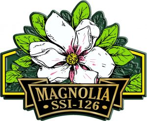 Magnolia Signature Series Name-Drop Magnet