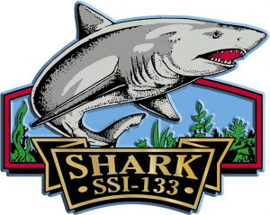 Shark Signature Series Name-Drop Magnet