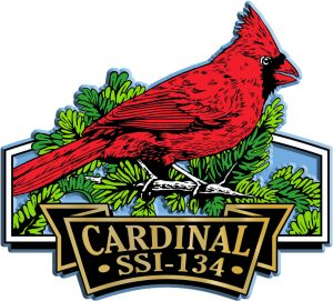Cardinal Signature Series Name-Drop Magnet