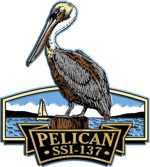 Pelican Signature Series Name-Drop Magnet