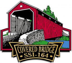 Covered Bridge Signature Series Name-Drop Magnet