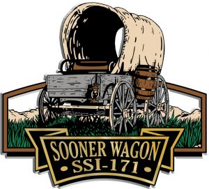 Sooner Wagon Signature Series Name-Drop Magnet