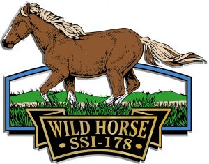 Wild Horse Signature Series Name-Drop Magnet